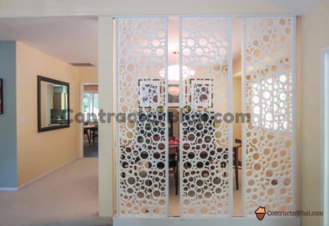 Contractorbhai-Elegant-Lattice-Partiiton