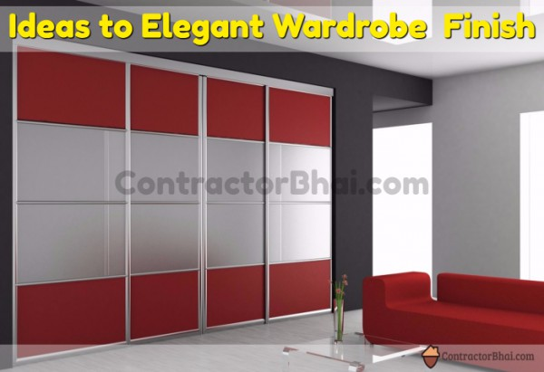 Contractorbhai-Ideas-to-Elegant-Wardrobe-Finish