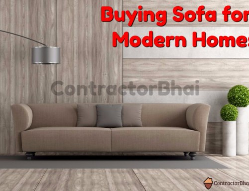 Buying Sofa for Modern Indian Homes