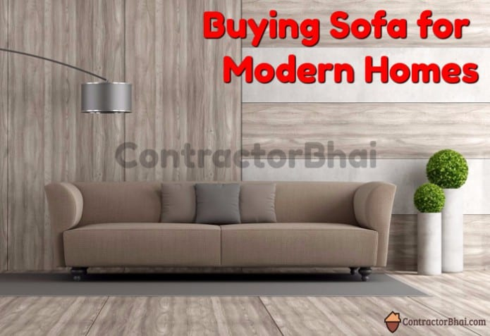 Contractorbhai Sofas For Modern Homes