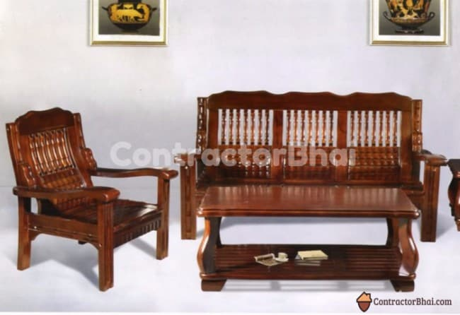 Contractorbhai-Solid-Wood-Sofa-Set