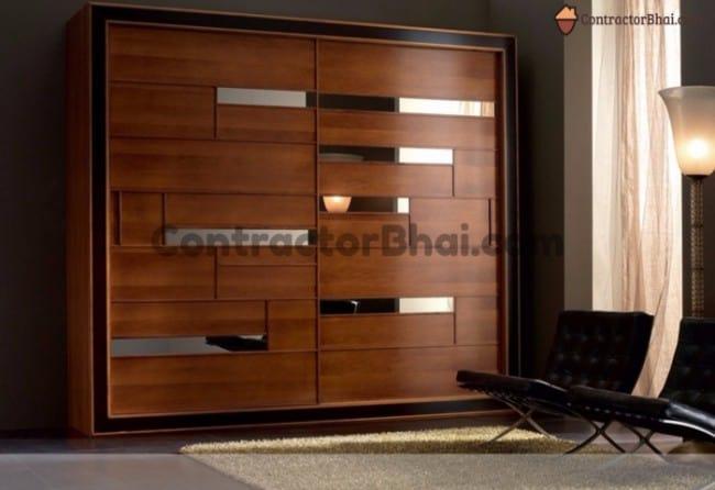 Ideas To Elegant Wardrobe Finish Contractorbhai
