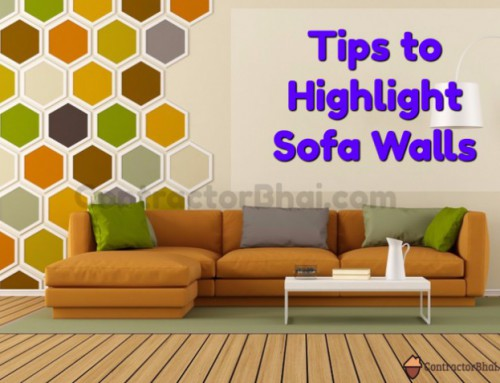 Elegant Ideas for Sofa Wall Highlighters