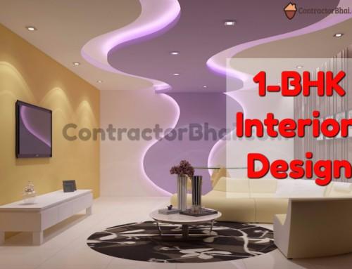 1 BHK Home Interior Design – Design Ideas that no one talks about