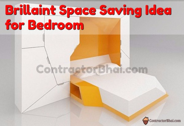 Contractorbhai-Brillaint-Space-Saving-Idea-For-Bedroom-Folding-Wall-Beds
