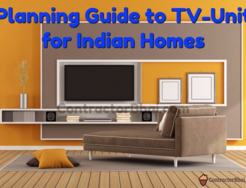 A Guide to Planing TV Unit for Indian Homes