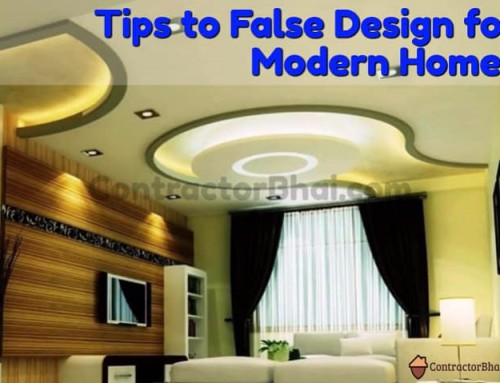 Tips to Residential False Ceiling Design that no one talks about