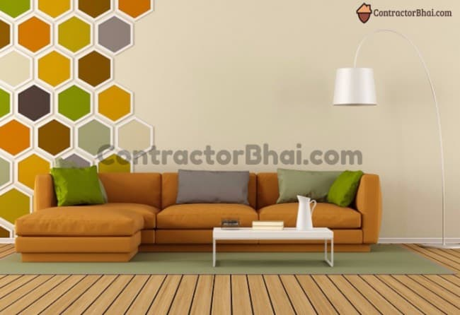 Wallpaper v s painting for indian walls contractorbhai - Exterior painting temperature minimum ...