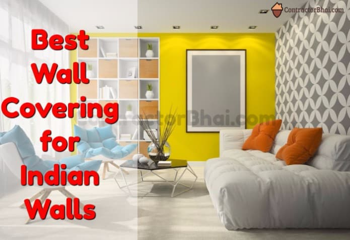 Wallpaper v/s Painting for Indian Walls - ContractorBhai