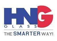 HNG Glass logo