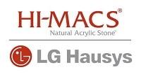 LG Hi-Macs logo
