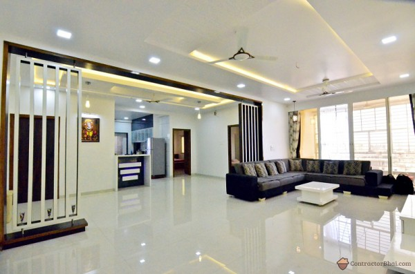 Benefits Modern Minimal Interior Design Contractorbhai
