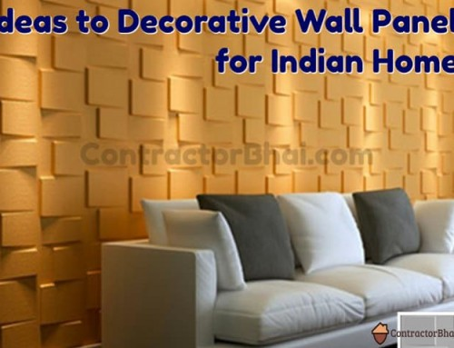 Style Your Home Interiors with Decorative Wall Panels