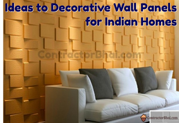 Contractorbhai-Ideas-to-Decorative-Wall-Panels