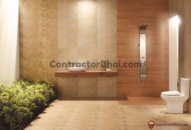 Bathroom Friendly Interior Flooring