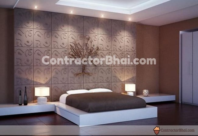 Contractorbhai-Wooden-Wall-Panel-Ideas-for-Bedroom