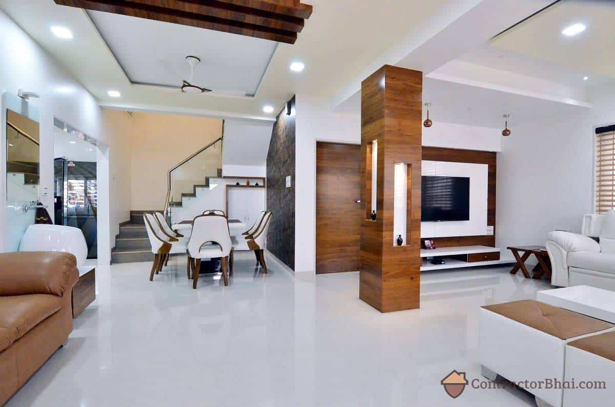 interior design for new home 3d interior design service for indian homes contractorbhai 24436