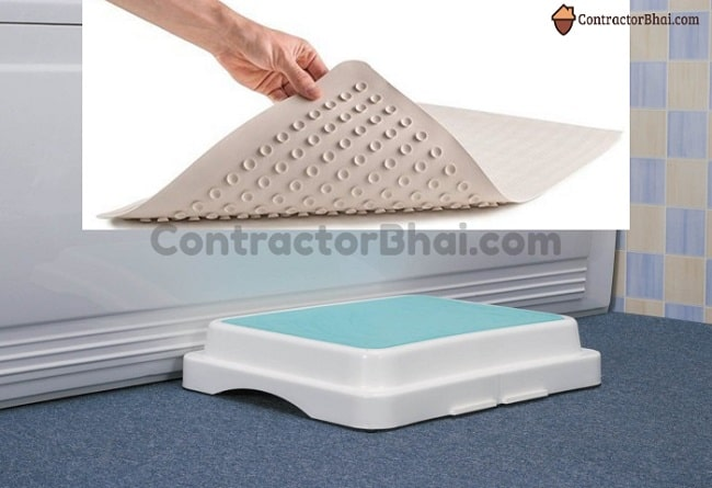 Contractorbhai-Anitskid-Tiles-&-Mats-tip-for-Senior-Friendly-Bathroom