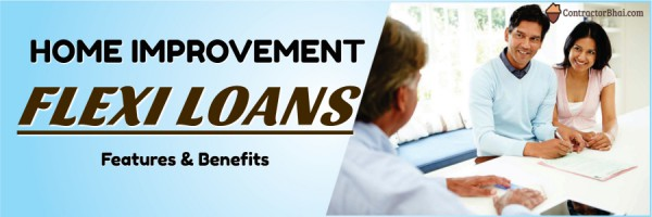 Benefits of Flexi Loans