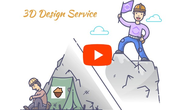 CB Design Service Video