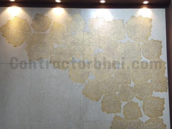 Gold-Leafng-Marble-Leaf-Pattern