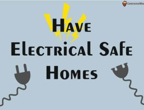 Electrical Inspection- Have Electrical Safe Homes