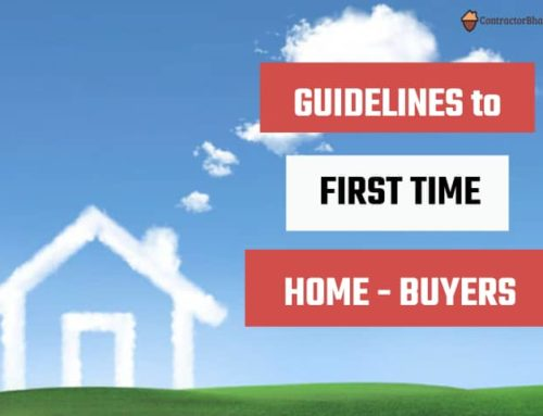Guidelines to First Time Home-Buyers
