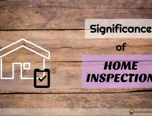 Significance of Home Inspection