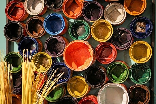 Home colour choosing