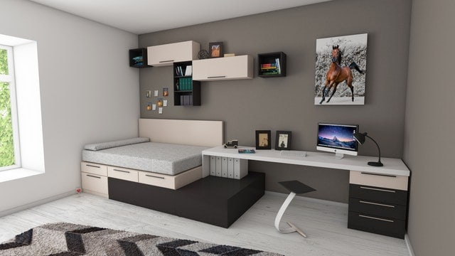 Choosing Space Saving Furniture For, Living Room Furniture For Small Spaces In India
