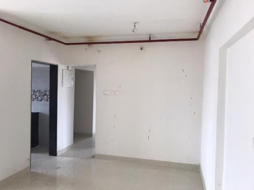 Fasle Ceiling with Fire Sprinkler