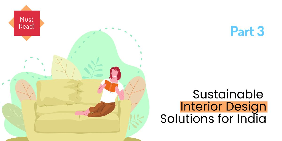 Sustainable Interior Design Solutions for India